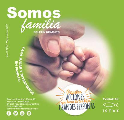 "Boletín ""Somos Familia"" N°57"