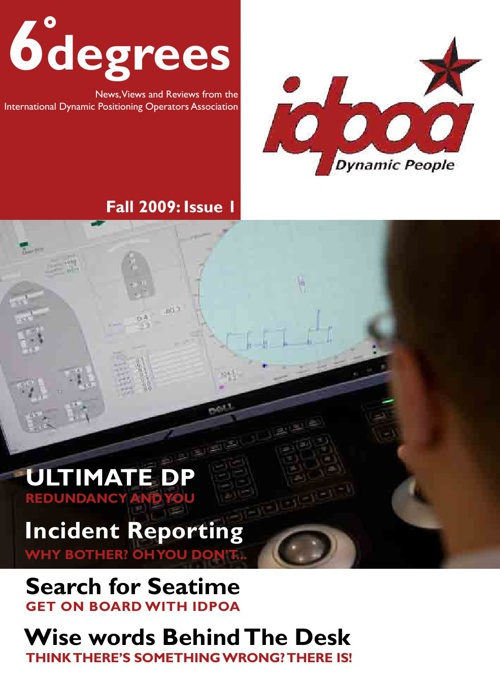 IDPOA 6degrees Issue 1 Fall 2009