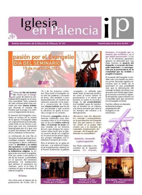 Iglesia en Palencia - 571