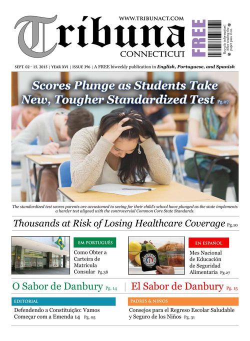 Tribuna Newspaper Issue 396