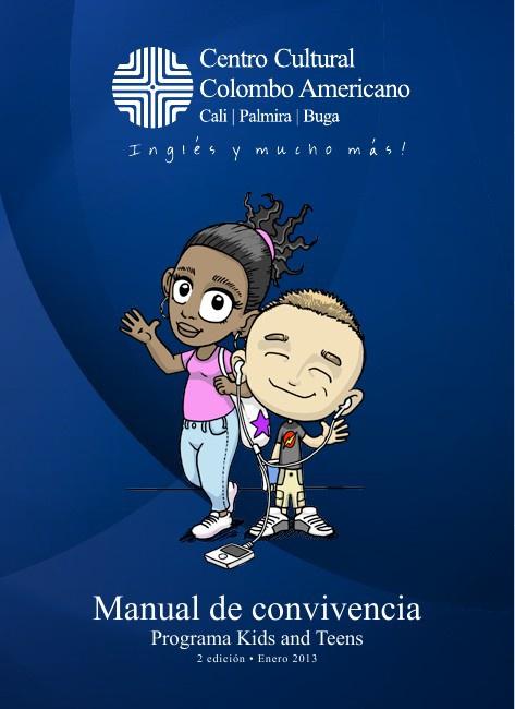 Colombo Americano-Manual