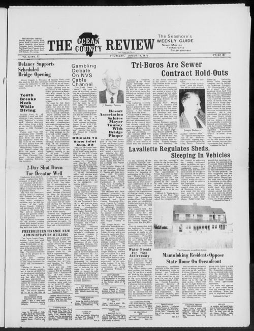 Review August 1973