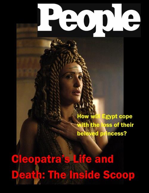 Cleopatra Magazine - Wolf, Maureen
