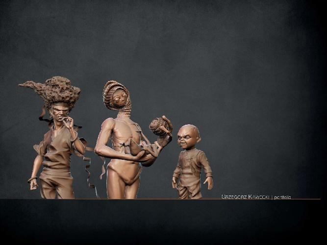 3D/2D Portfolio - Grzegorz Kawecki