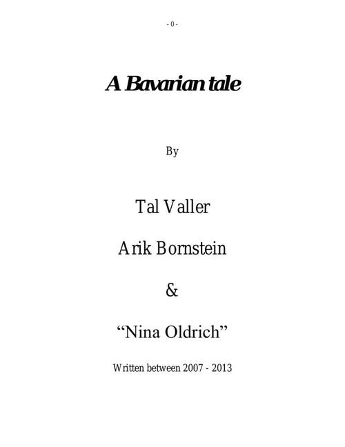 A Bavarian tale