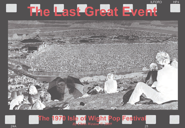 The Last Great Event a book preview