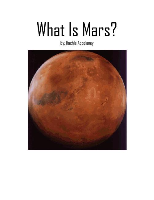 Mars<3