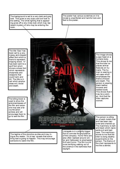 magazine poster 3- saw