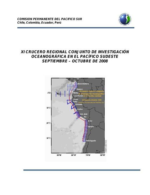 Informes Crucero Regional (II Parte)