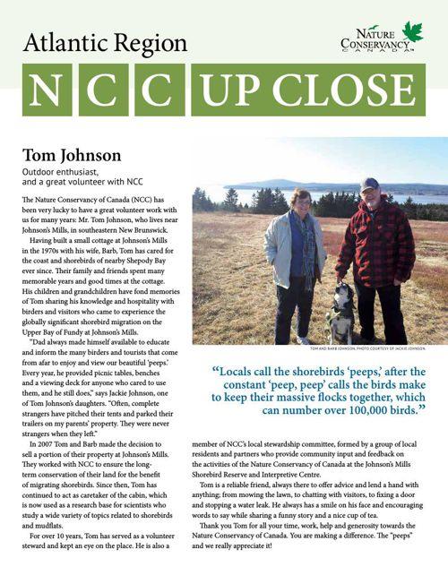 NCC Up Close - Atlantic Region