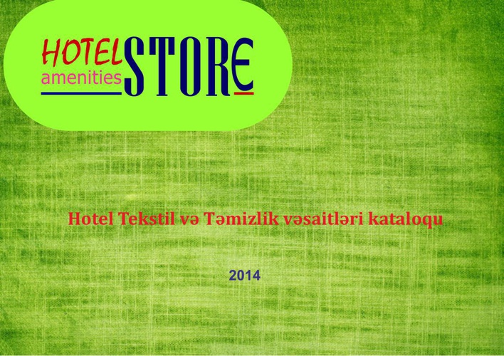 Hotel Store Catalogue