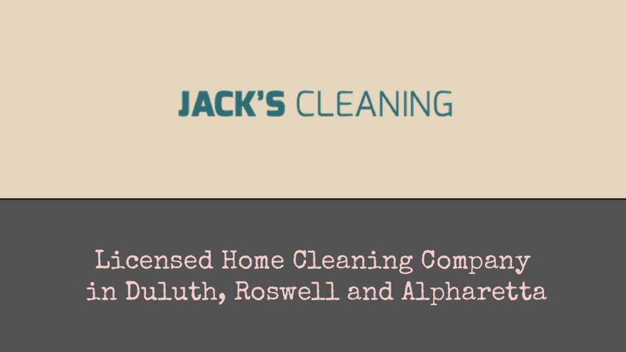 Jack's Cleaning