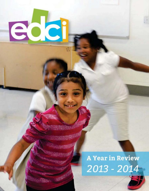 EDCI Year In Review: 2013 - 2014