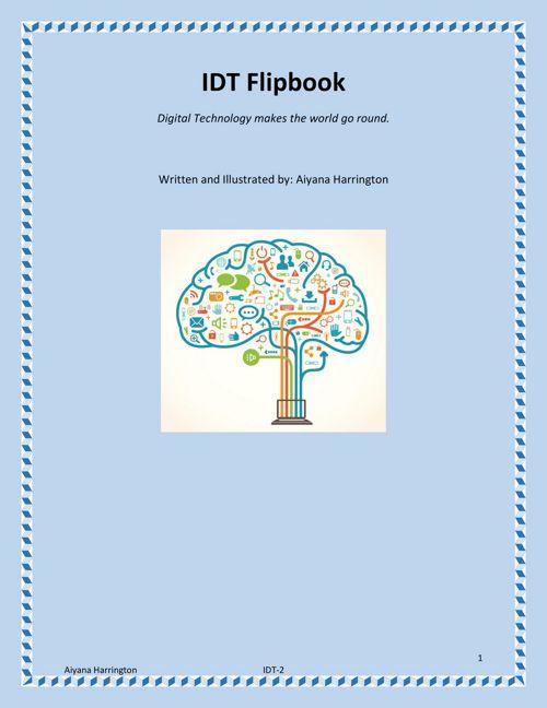 IDT Flipbook