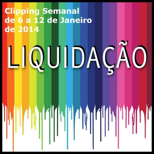 Clipping Semanal Santa Lolla Maceió - 6 a 12 de Janeiro de 2014