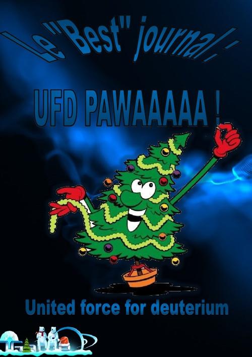 UFD PAWAAAAA Spécial Noël
