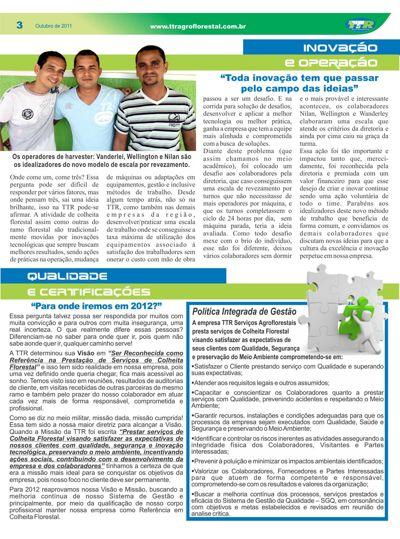 informativo TTR 8