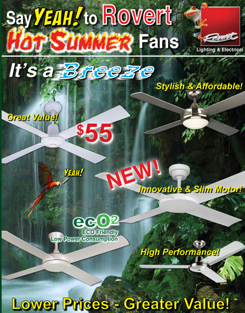 Rovert Fan Catalogue