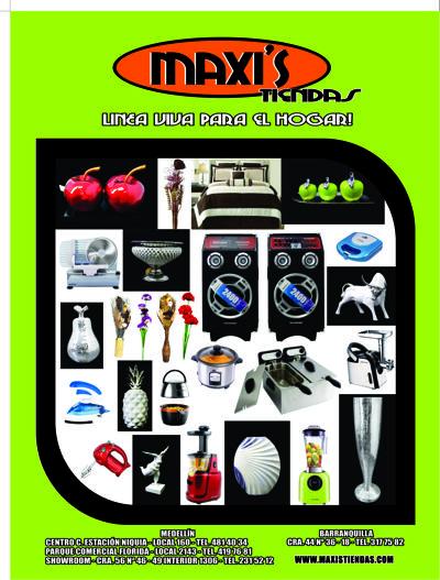 Portafolio Maxis 2015-1