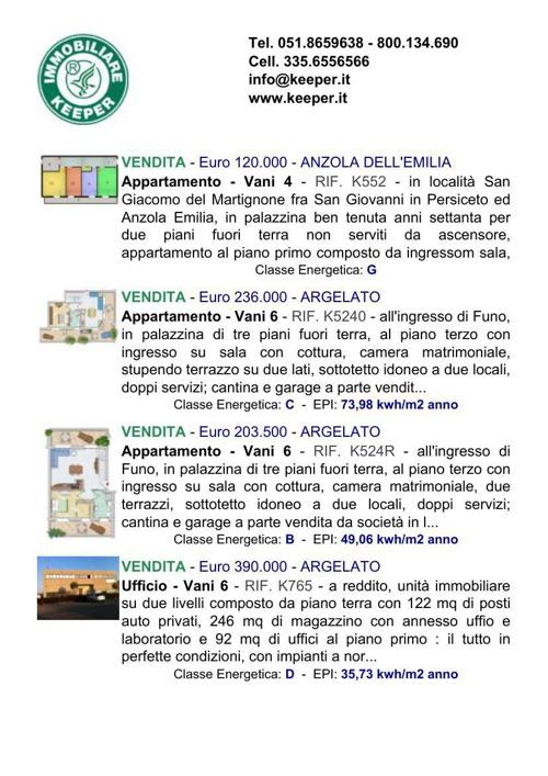 Catalogo  Immobiliare Marzo 2014 by Keeper