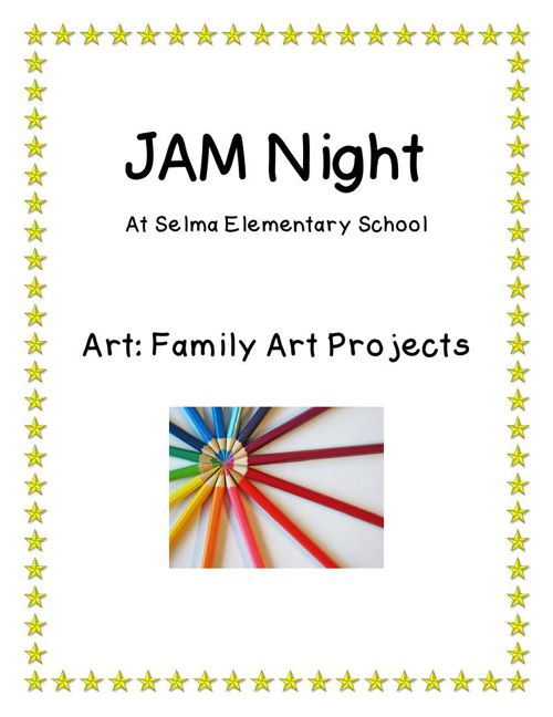 JAM Night Art Project