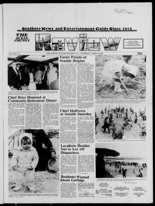 Review April 1984