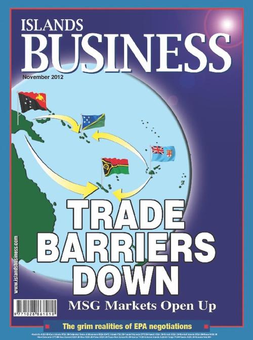 Islands Business November