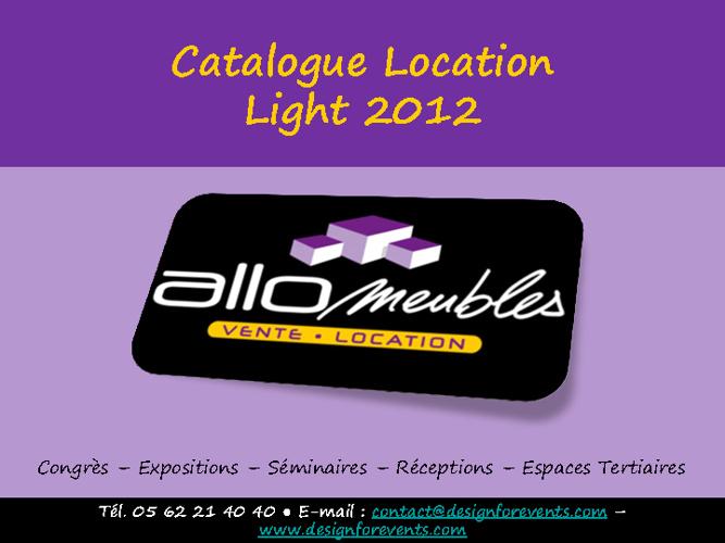 Catalogue Location Light 2012