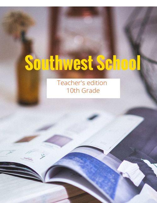 Teachers edit 10th