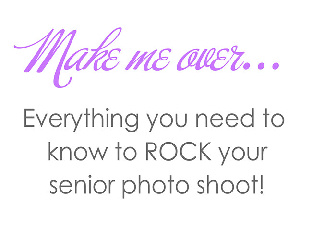 New Flip Senior Shoot Packet