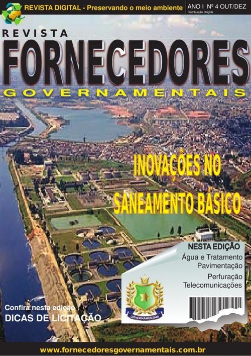 Revista Fornecedores Governamentais 4