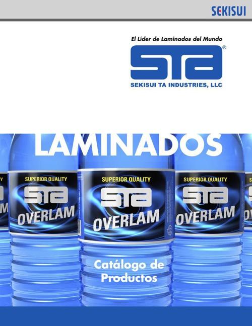 OVERLAM CATALOG SPANISH