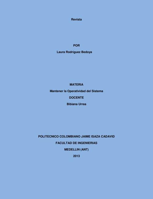Copy of Revista