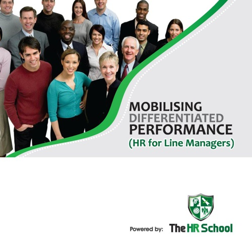 Mobilising Differentiated Performance (HR for Line Mgrs)brochure