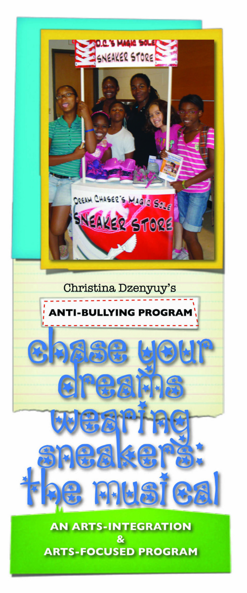 eBrochure - Chase Your Dreams Wearing Sneakers: The Musical