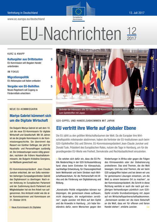 EU-Nachrichten #12