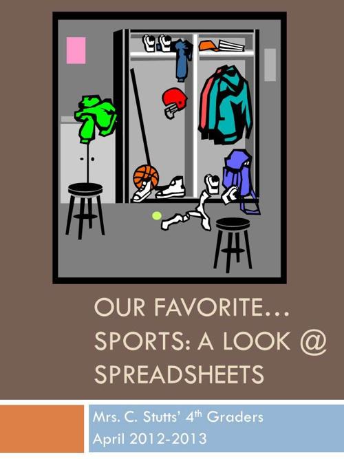 Mrs. C. Stutts' Students Favorite Sports