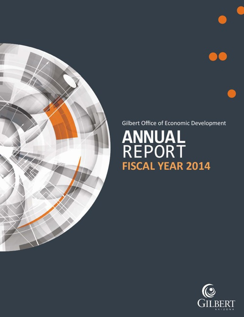 Gilbert ED FY 14 Annual Report