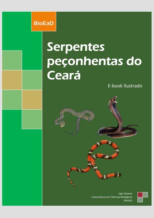 Ebook - Serpentes Peçonhentas
