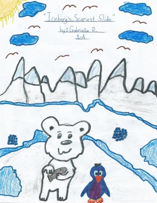 Iceberg's Scariest Slide