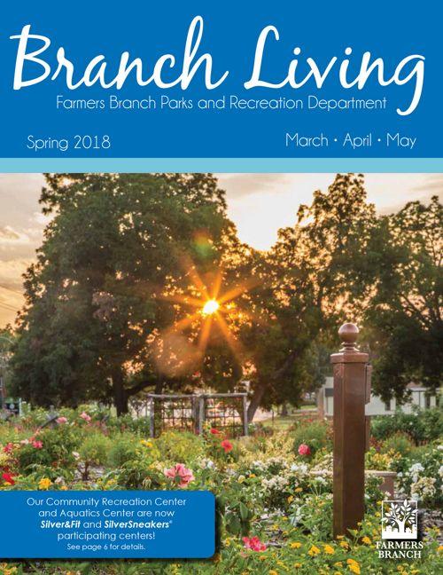 Branch Living - Spring 2018