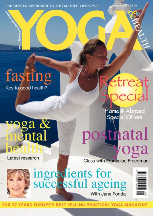 Yoga and Health October