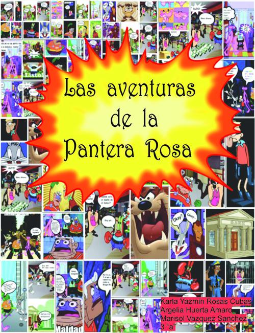 Las aventuras de la Pantera Rosa