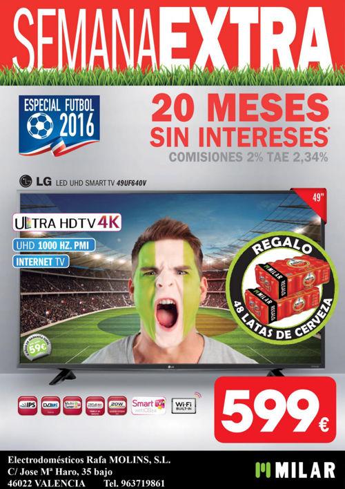 Rafa Molins Especial Fútbol 2016