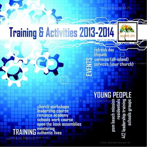Training & Activities 2013-14