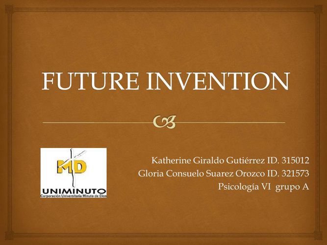 FUTURE INVENTION (1)