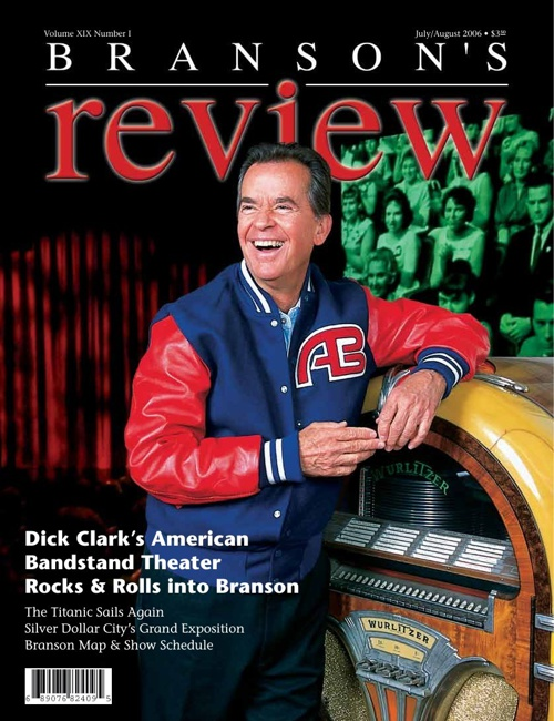 Branson's Review | July - August 2006