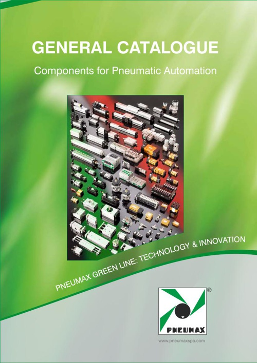 Pneumax General Catalogue