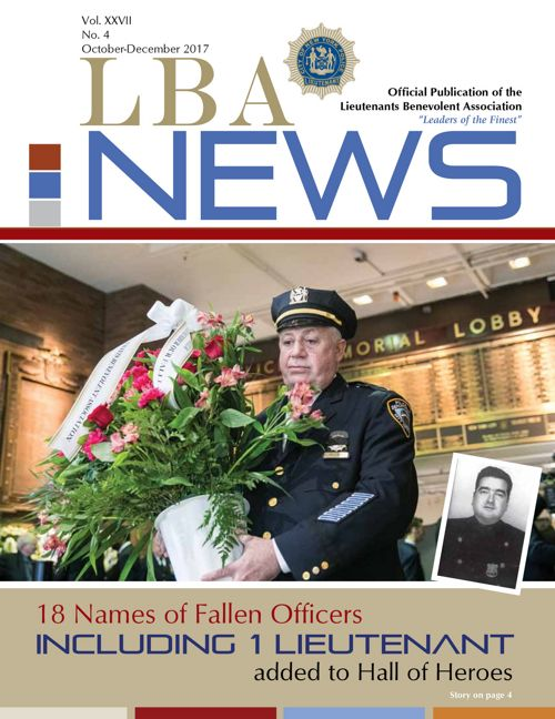 LBA News   October-December 2017