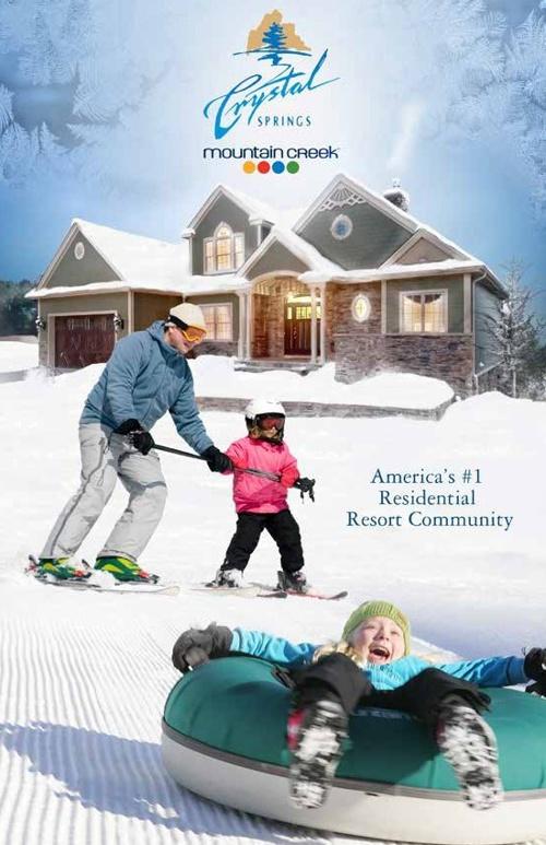 Crystal Springs Resort Real Estate Book